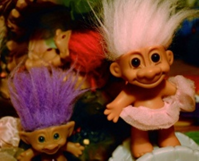 By Althea Taylor-Salmon, posted 4 April, 2014 - Trolls-edited