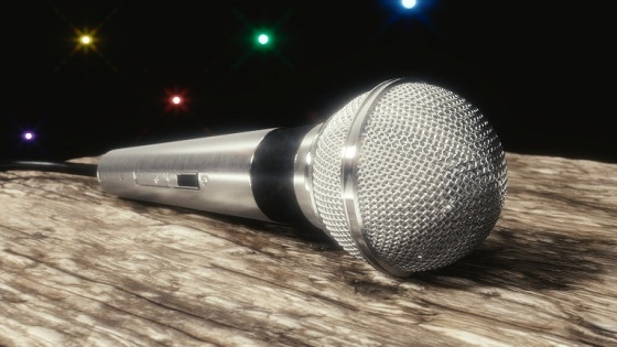 Public Speaking microphone-1185958 EDITED